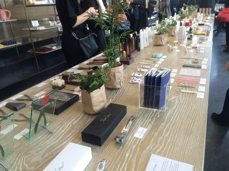 Pop-up store beauté inédit à la Maison du Japon