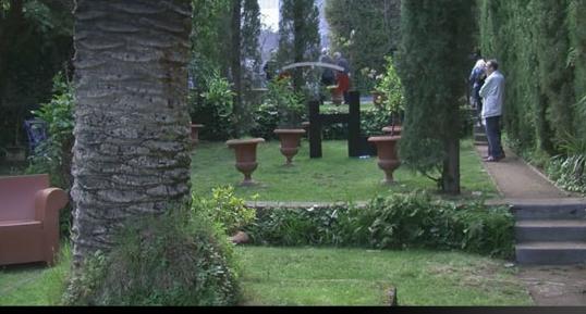Jardins del Monestir de Porta Ferrada
