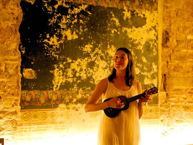 Cabaret del Món, Sophie Heydel