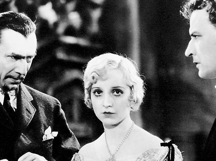 Madge Bellamy en White Zombie