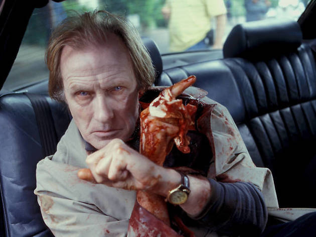 Bill Nighy en Shaun of the Dead