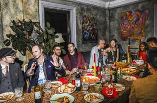 Dinner with Strangers