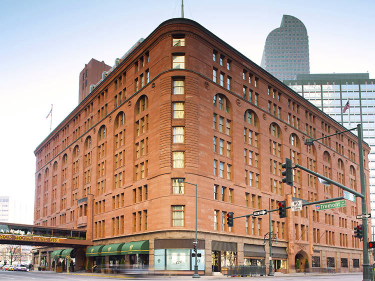 Brown Palace Hotel and Spa, Denver