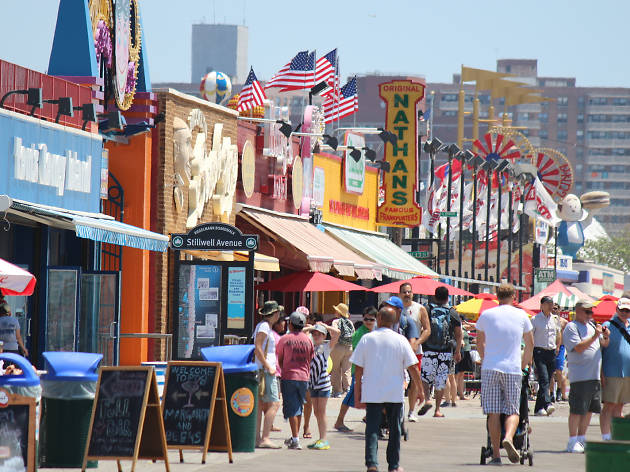 The ideal itinerary for having a perfect day on Coney Island