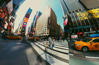 VR Times Square