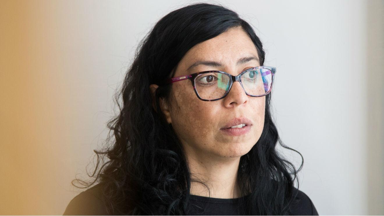 Imagen de la documentalista Tatiana Huezo