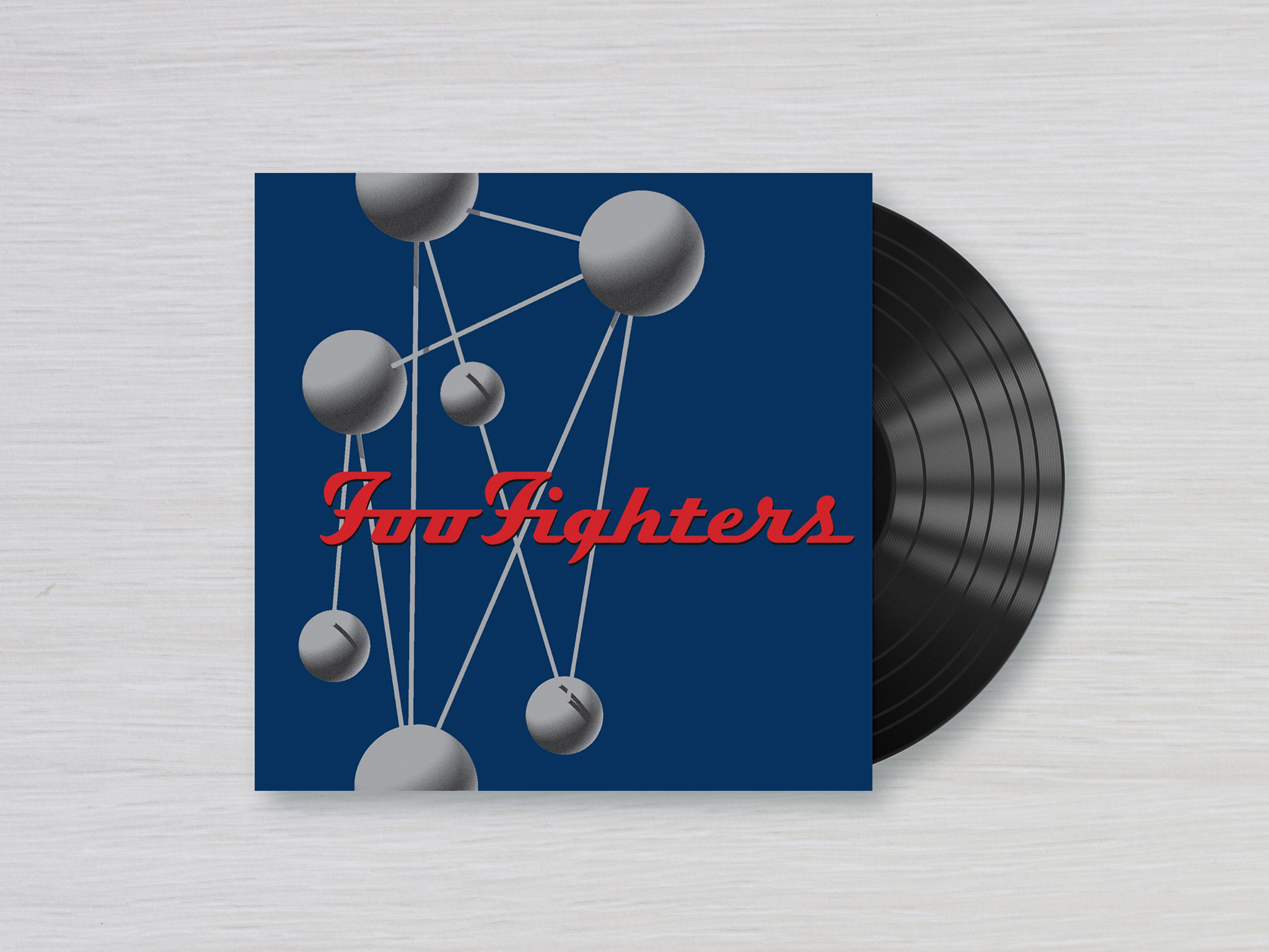 The Colour and the Shape – Foo Fighters