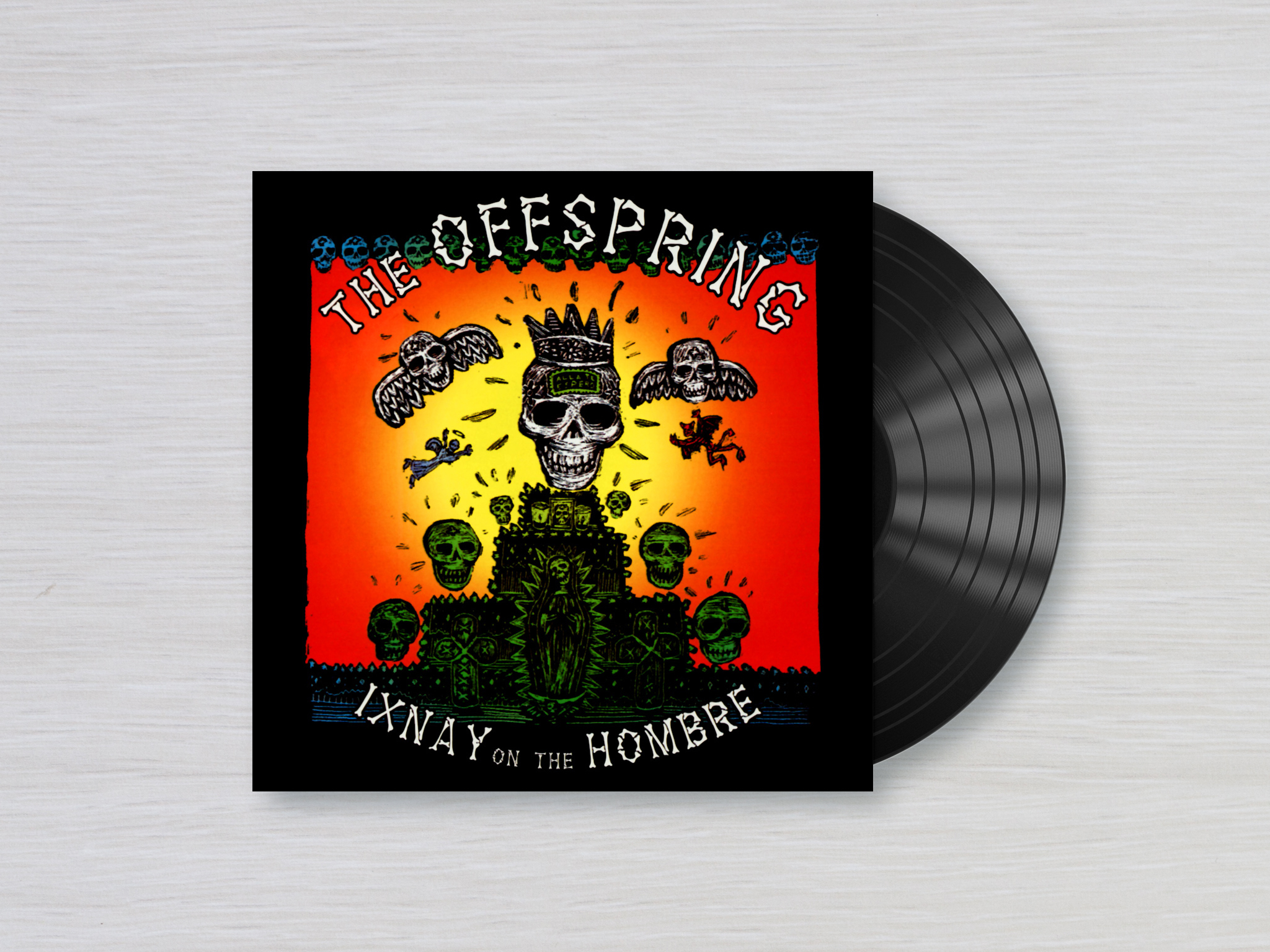 Ixnay on the Hombre – The Offspring