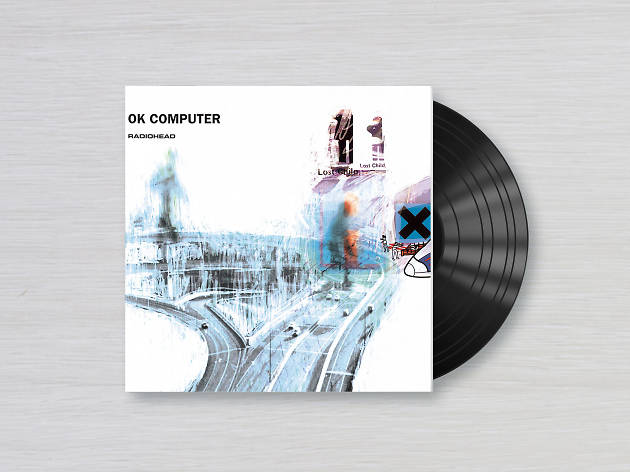 Ok Computer de Radiohead