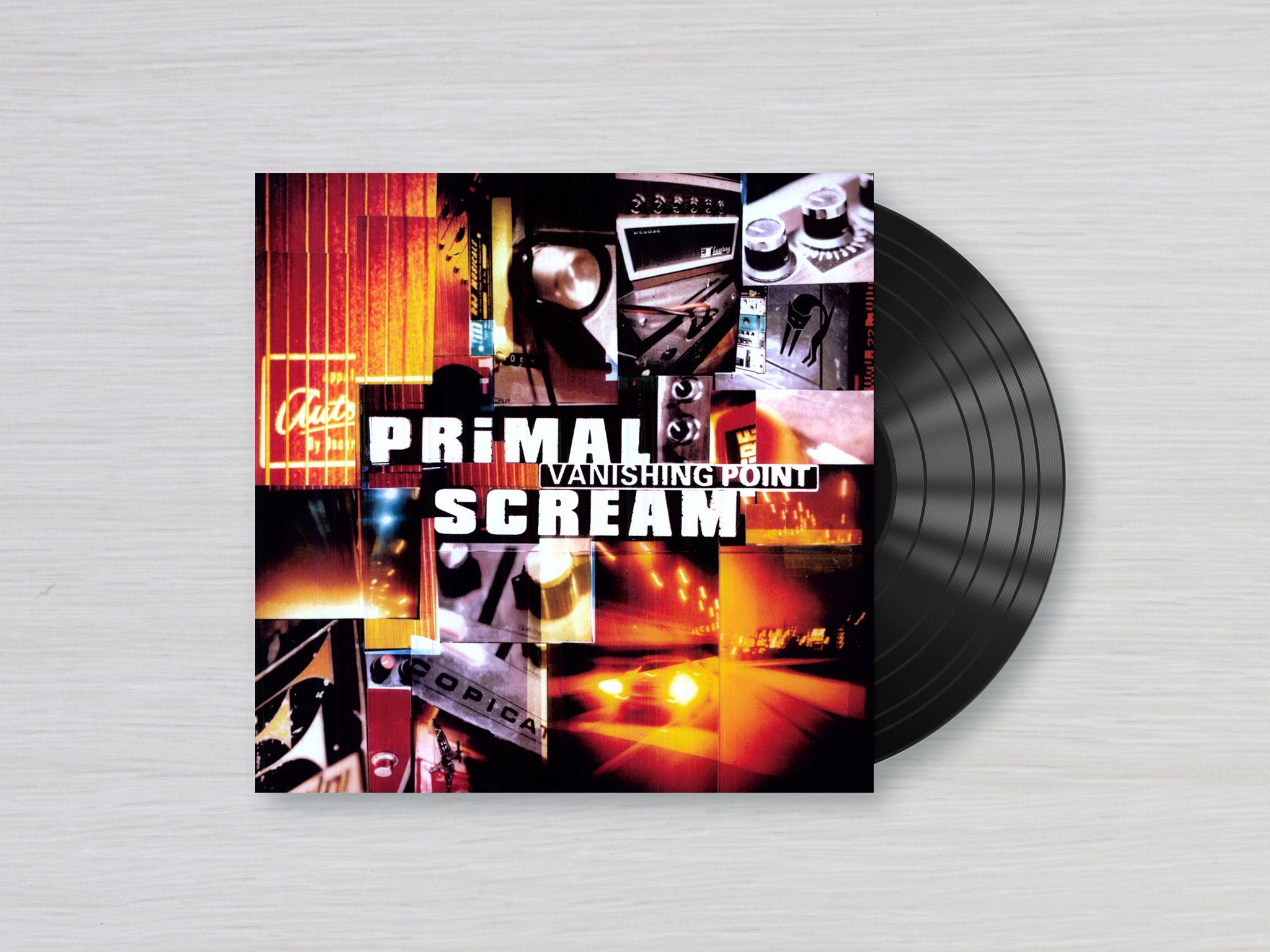 Vanishing Point – Primal Scream
