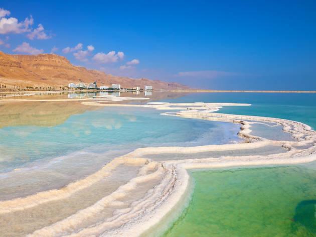 El mar Mort