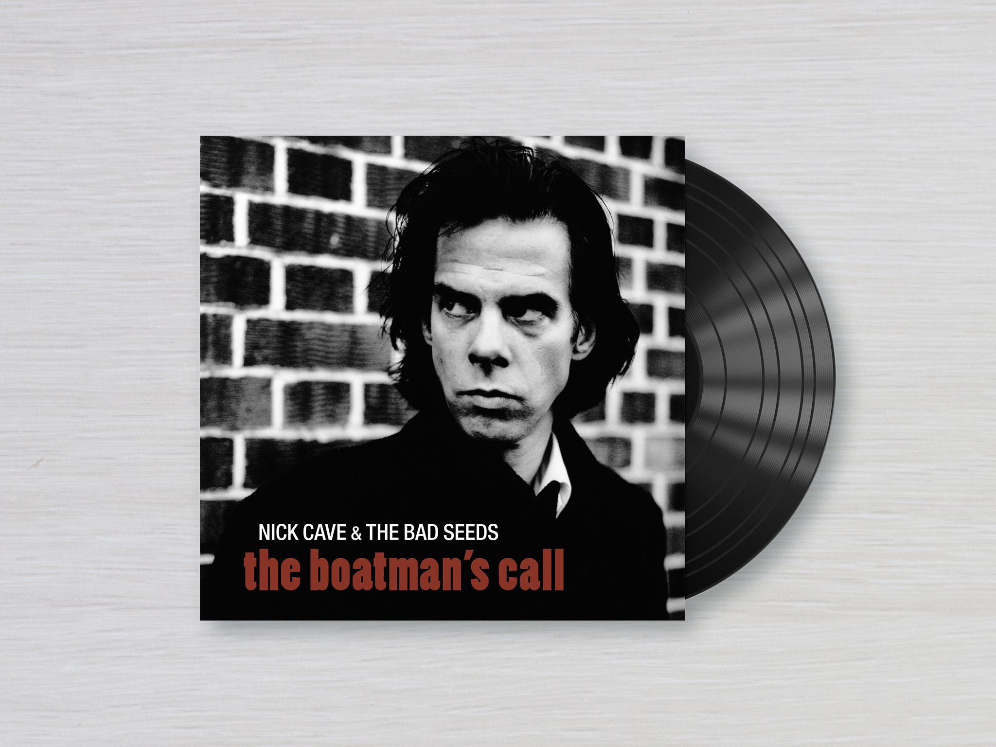 The Boatman's Call – Nick Cave and the Bad Seeds
