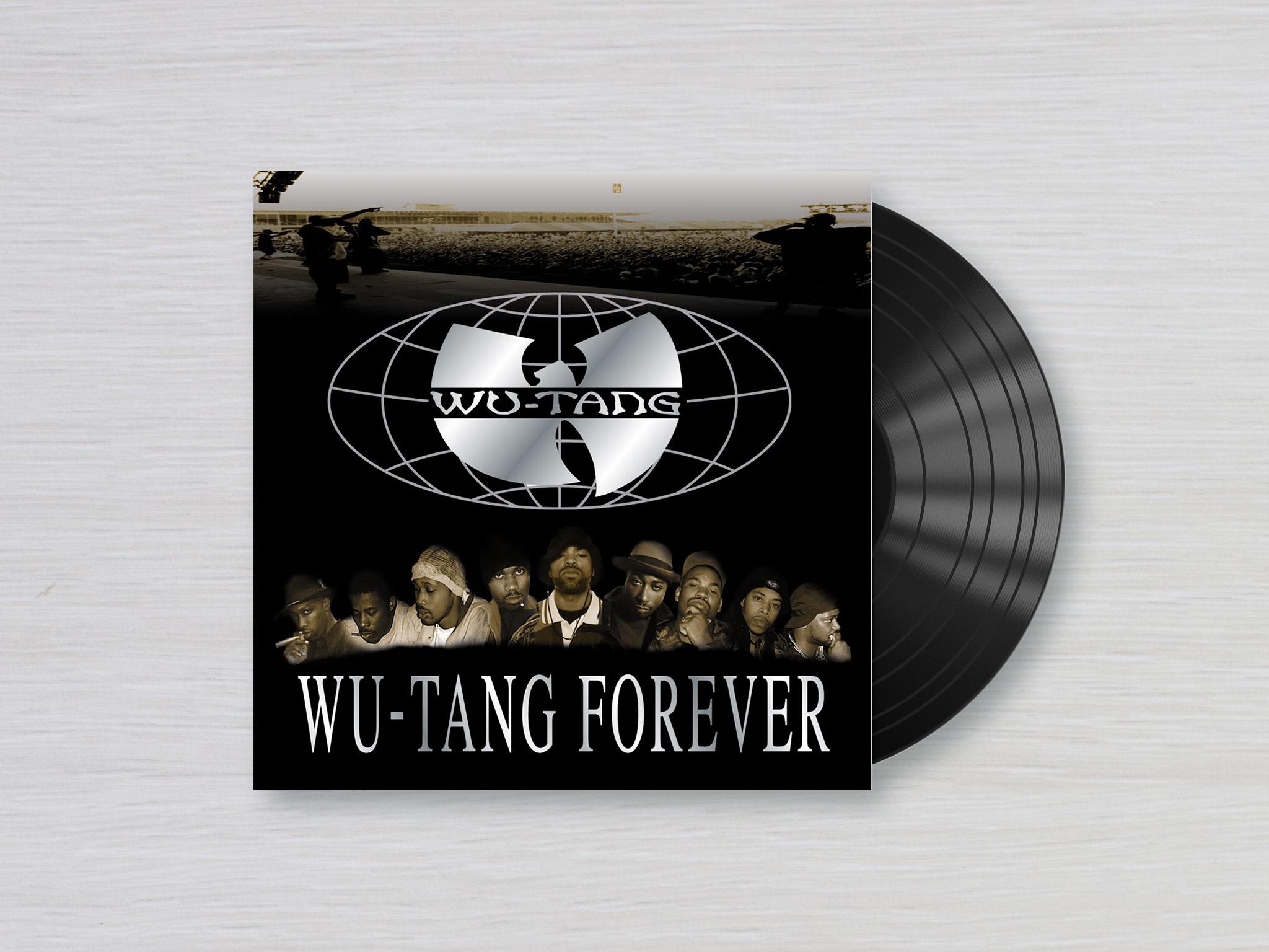 Wu-Tang Forever de Wu-Tang Clan