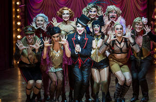 Cabaret the Musical production image, Melbourne