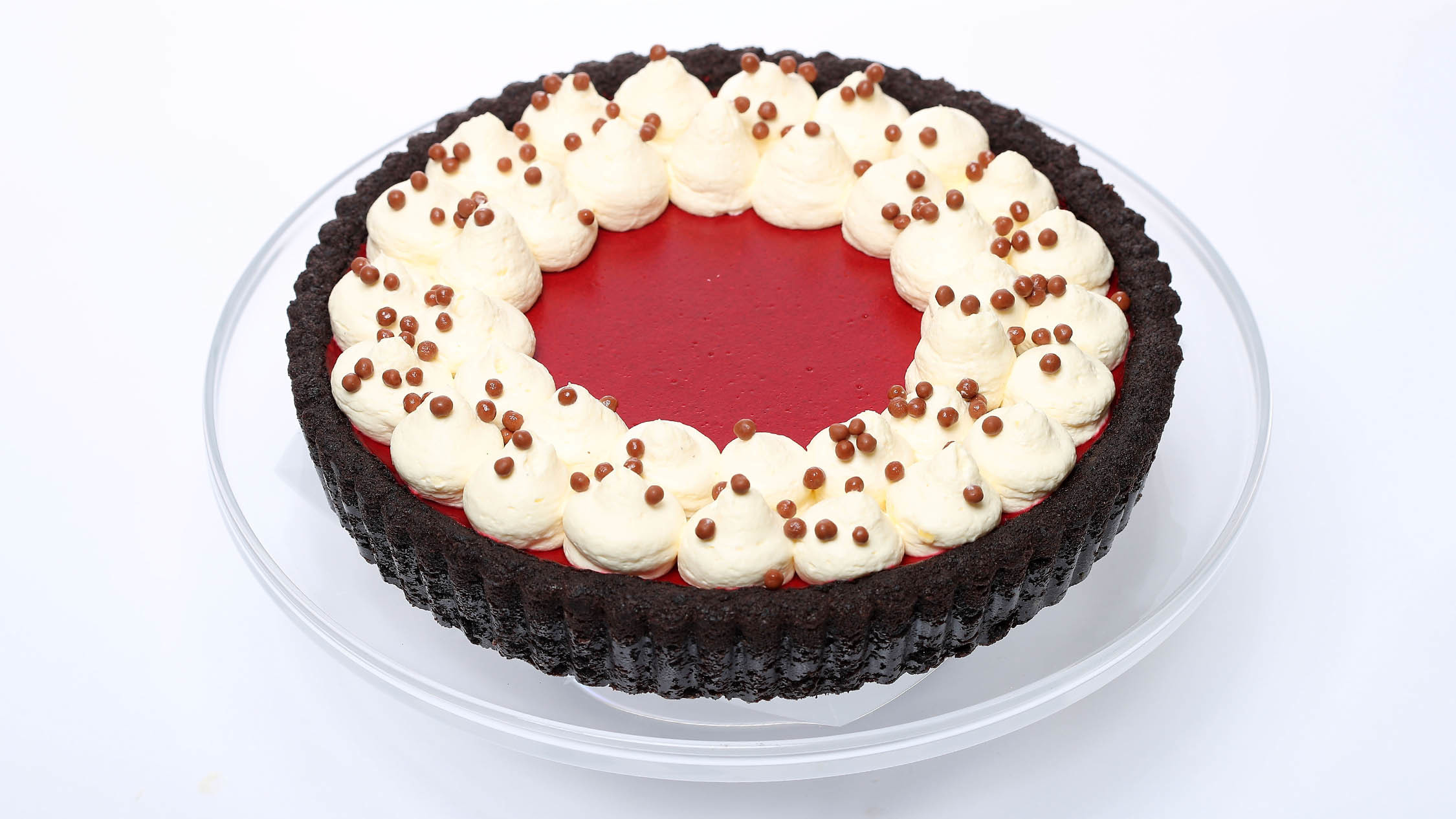 Candied Bakery red velvet cheesecake pie