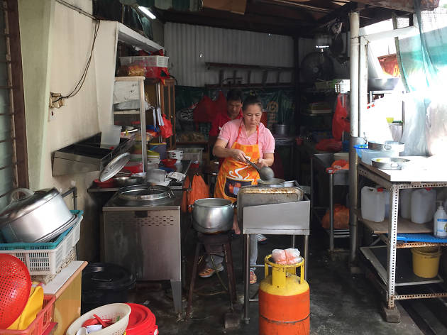 Jalan Pasar PJ Old Town pork noodles house