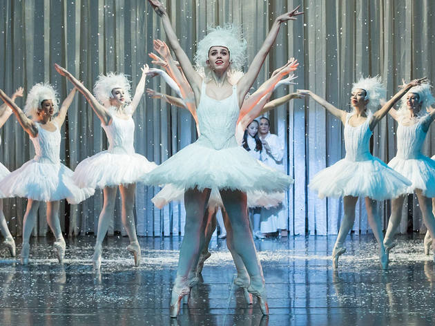 Nutcracker 4 (Photograph: Daniel Boud)