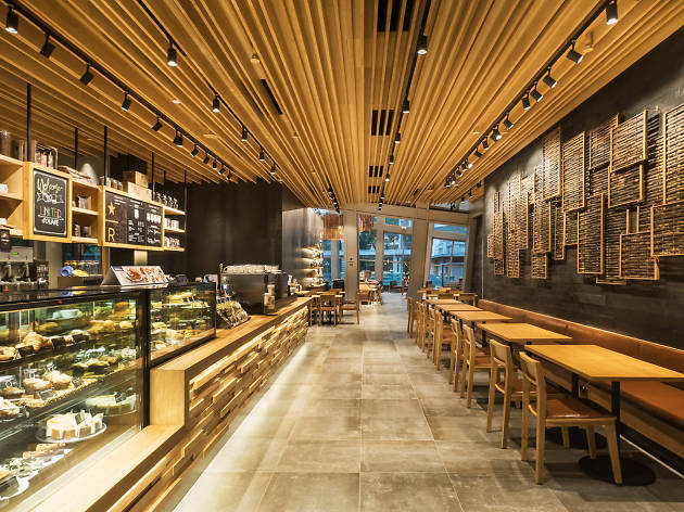Starbucks Reserve Coffee Bar Restaurants In Novena Singapore