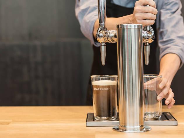 Starbucks Reserve Coffee Bar