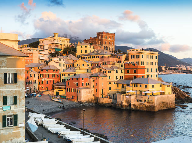 Italy, travel, ten great things to do in Genoa
