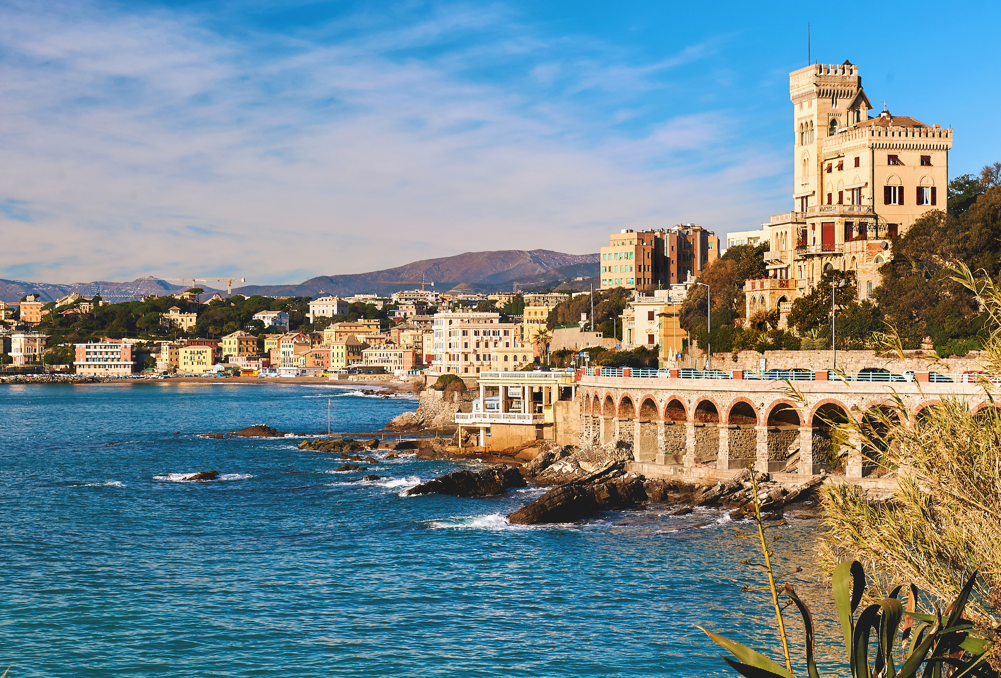 10 great things to do in genoa bars restaurants sights for Boutique hotel genova