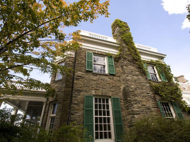 Roosevelt-Vanderbilt National Historic Sites
