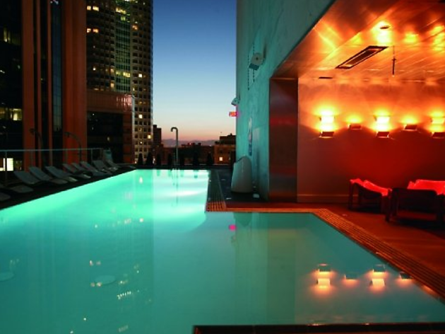 The Standard, Downtown Los Angeles
