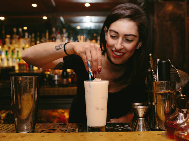 Yael Vengroff, bar director at the Spare Room