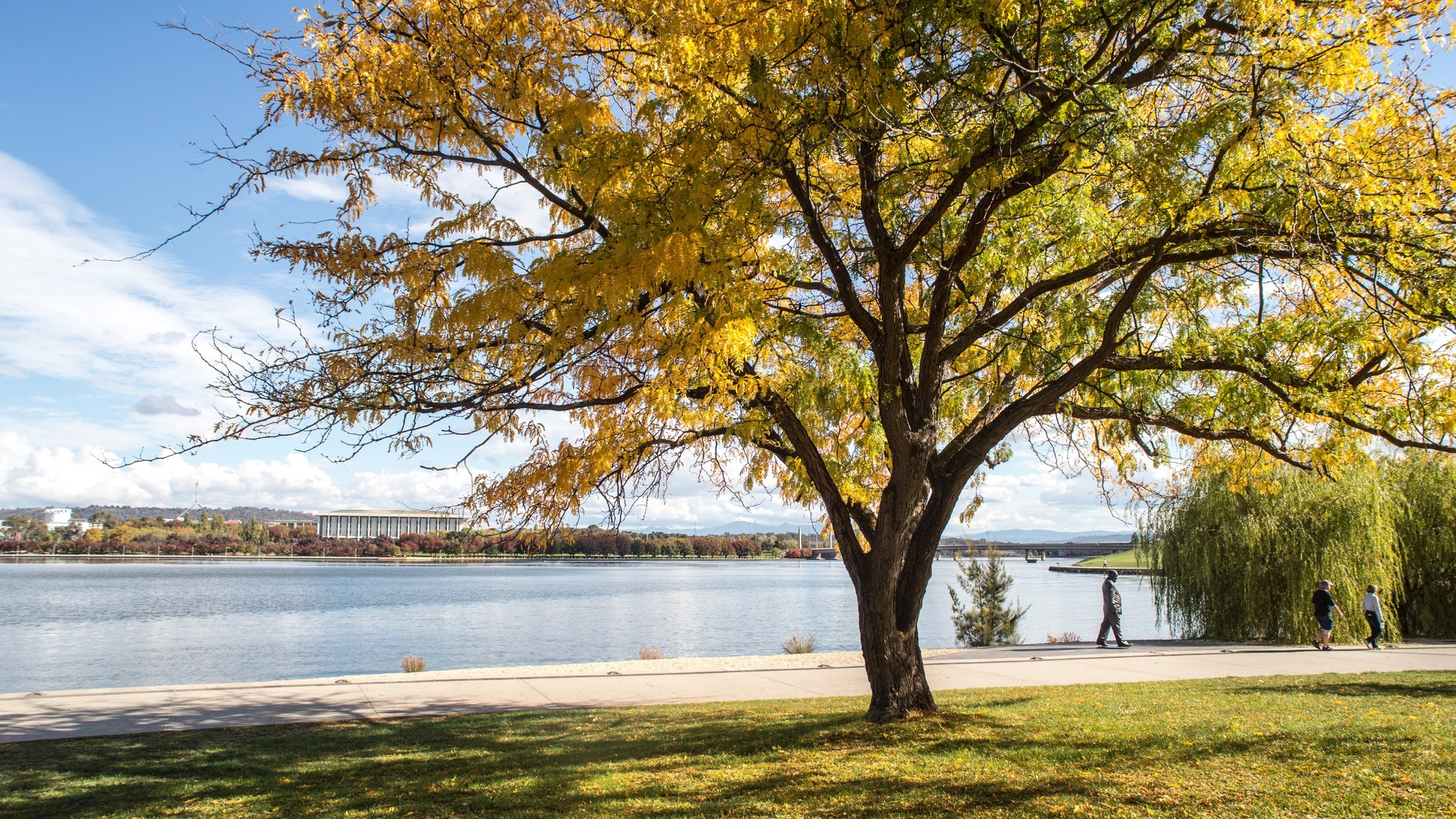 Commonwealth Park, Canberra