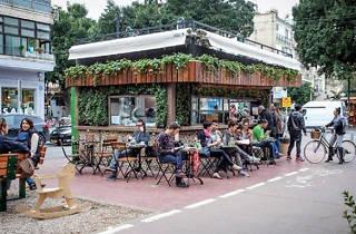 Dizengoff Coffee Kiosk - La Ca Phe