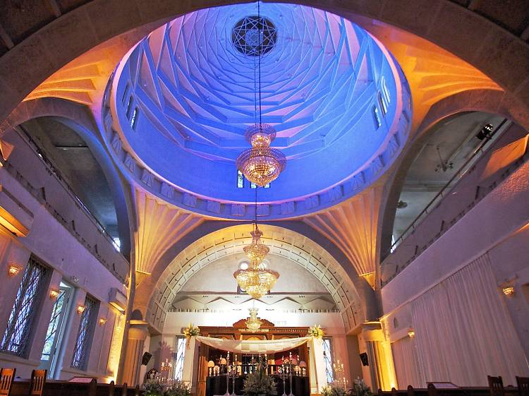 The most stunning synagogues in Israel