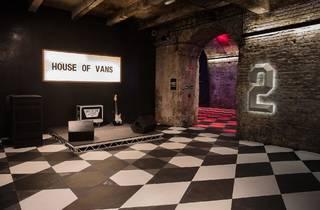 3561a36caf8 Venue says This week at House of Vans  BMX   Skate jams