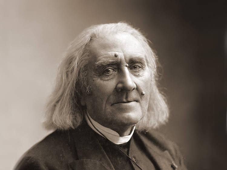 Dez obras de Liszt que precisa de ouvir