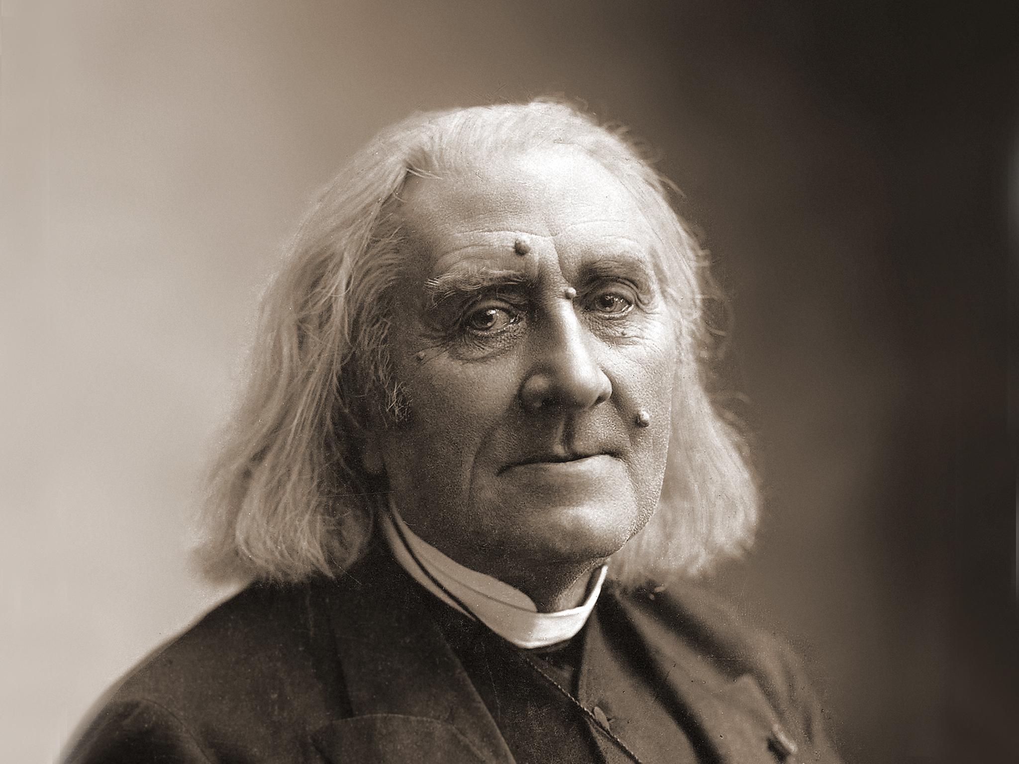 Franz Liszt, Março 1886