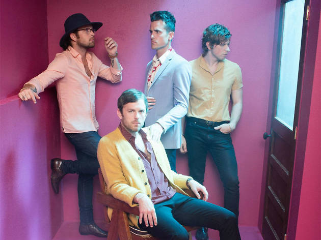 Kings of leon vuelve a la CDMX