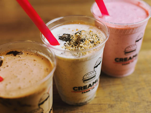 The best boozy milkshakes in NYC