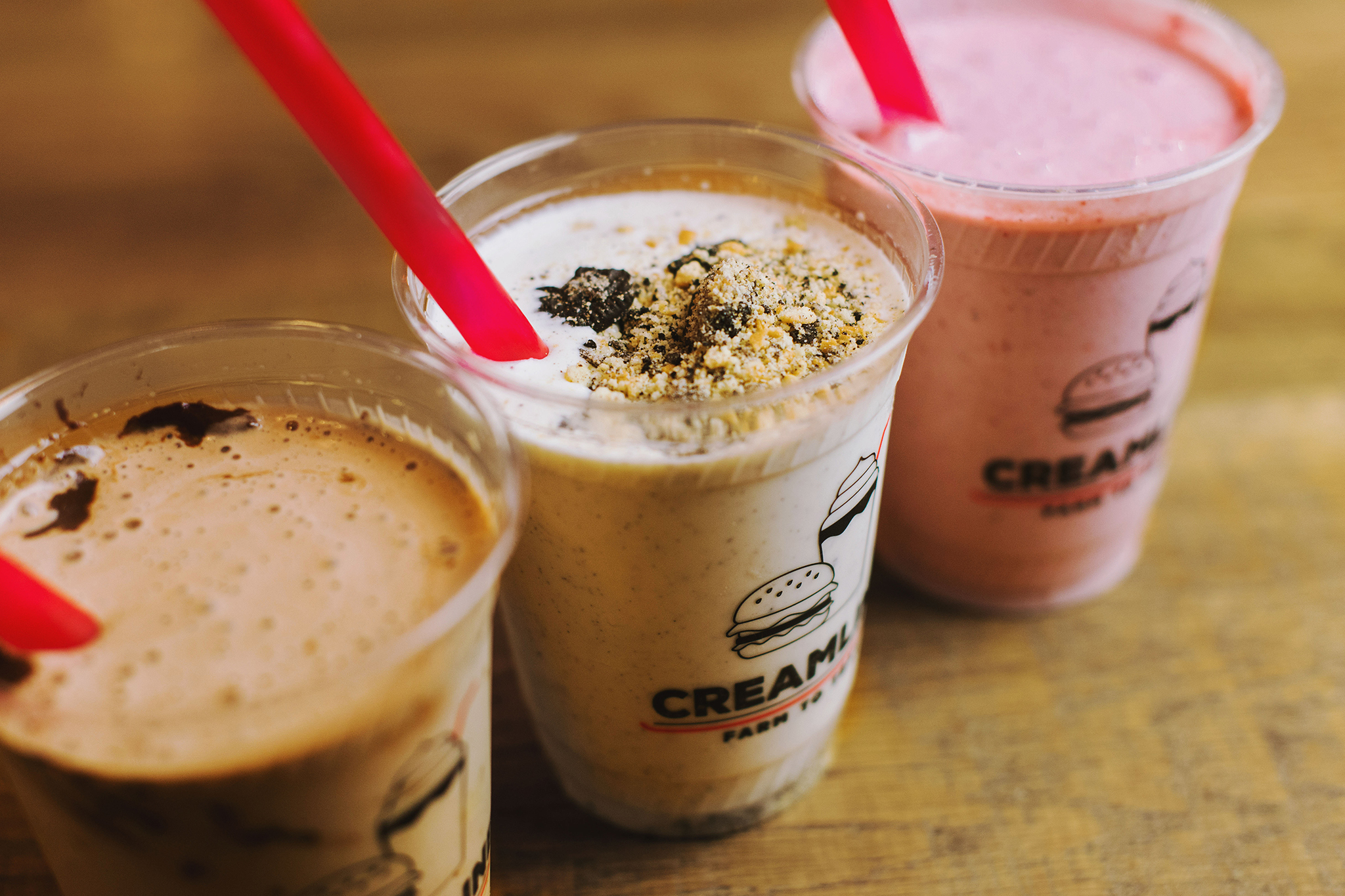 Check out the best boozy milkshakes in NYC