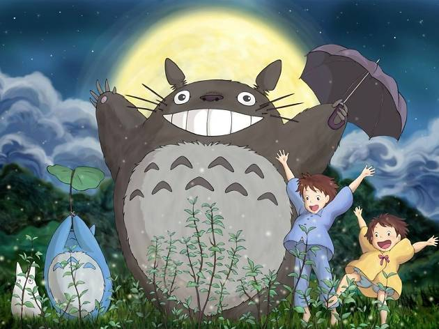 Studio Ghibli Pop-Up Shop