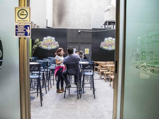 Terraza 5a Bar