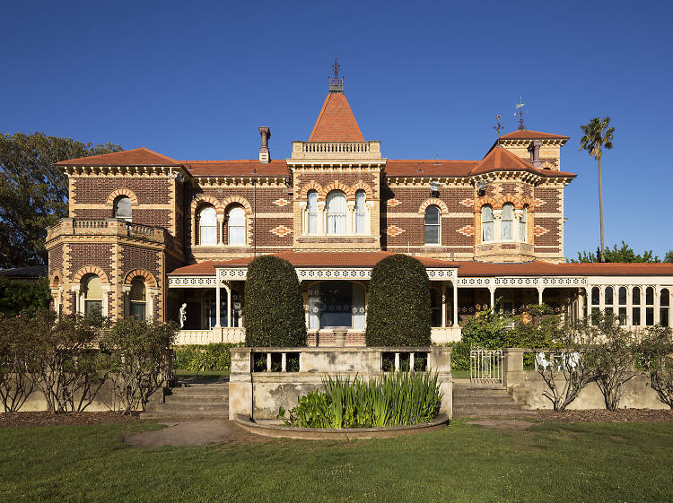 Rippon Lea House and Gardens