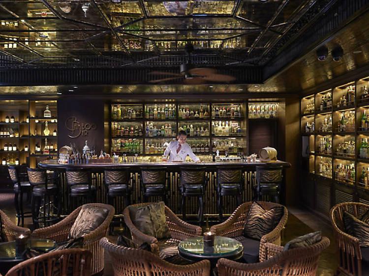 The Bamboo Bar