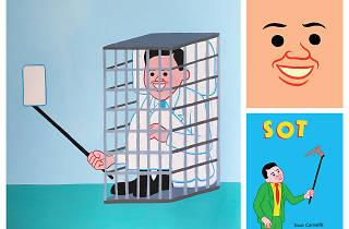 Joan Cornella Hong Kong Themed Solo Exhibition