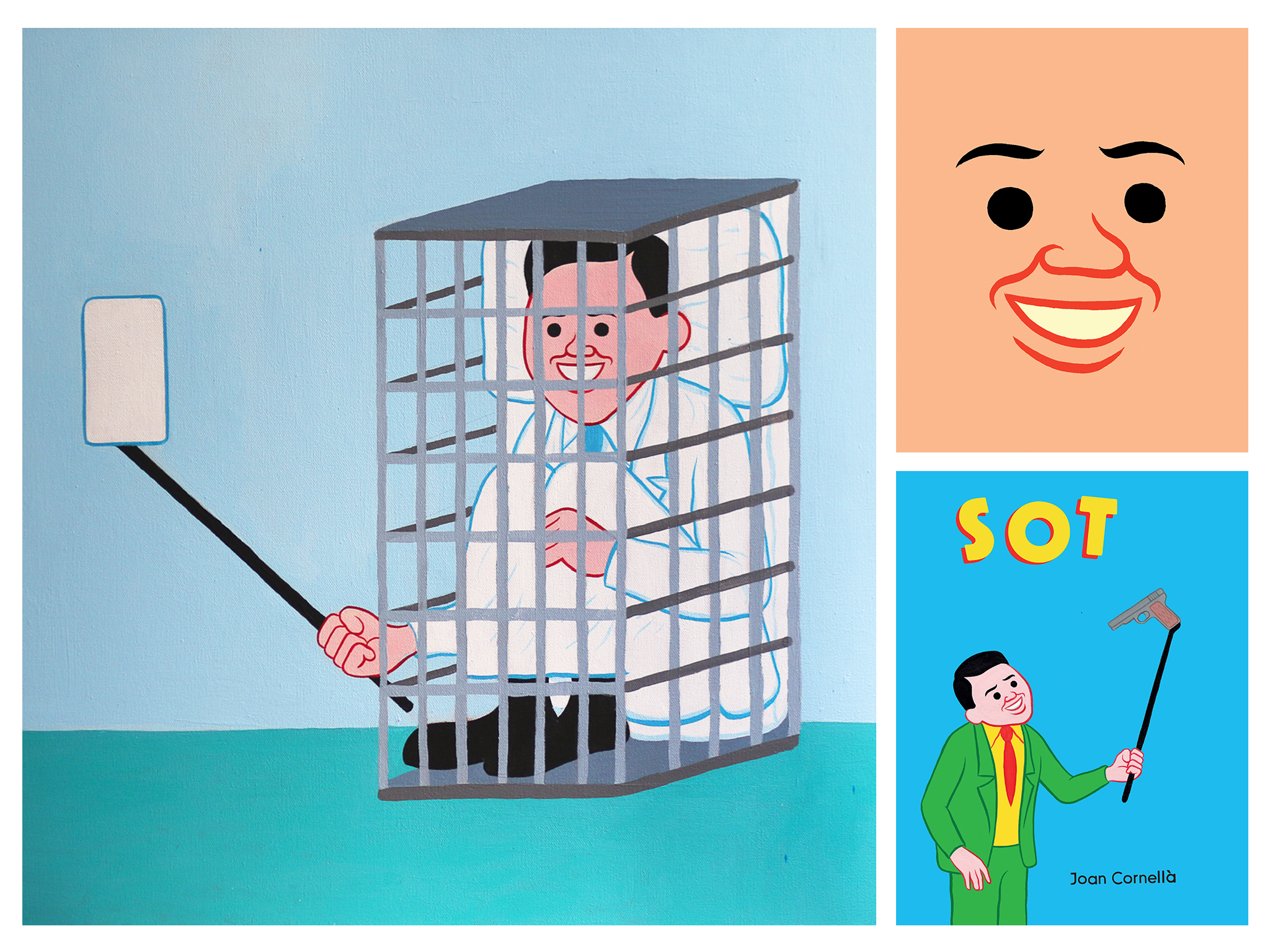 Interview: Joan Cornellà on his new Hong Kong-themed exhibition