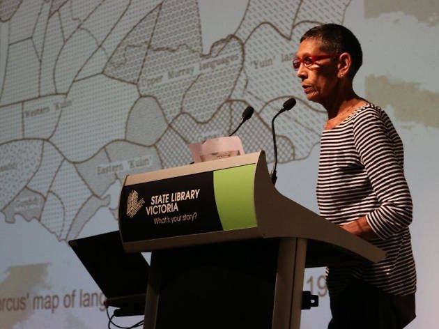 An introduction to Boon Wurrung language from Aunty Fay Stewart-Muir