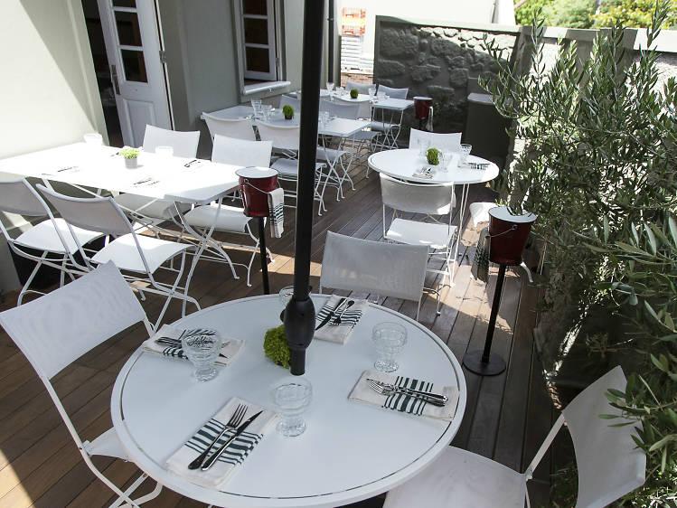 Os melhores restaurantes com esplanada no Porto