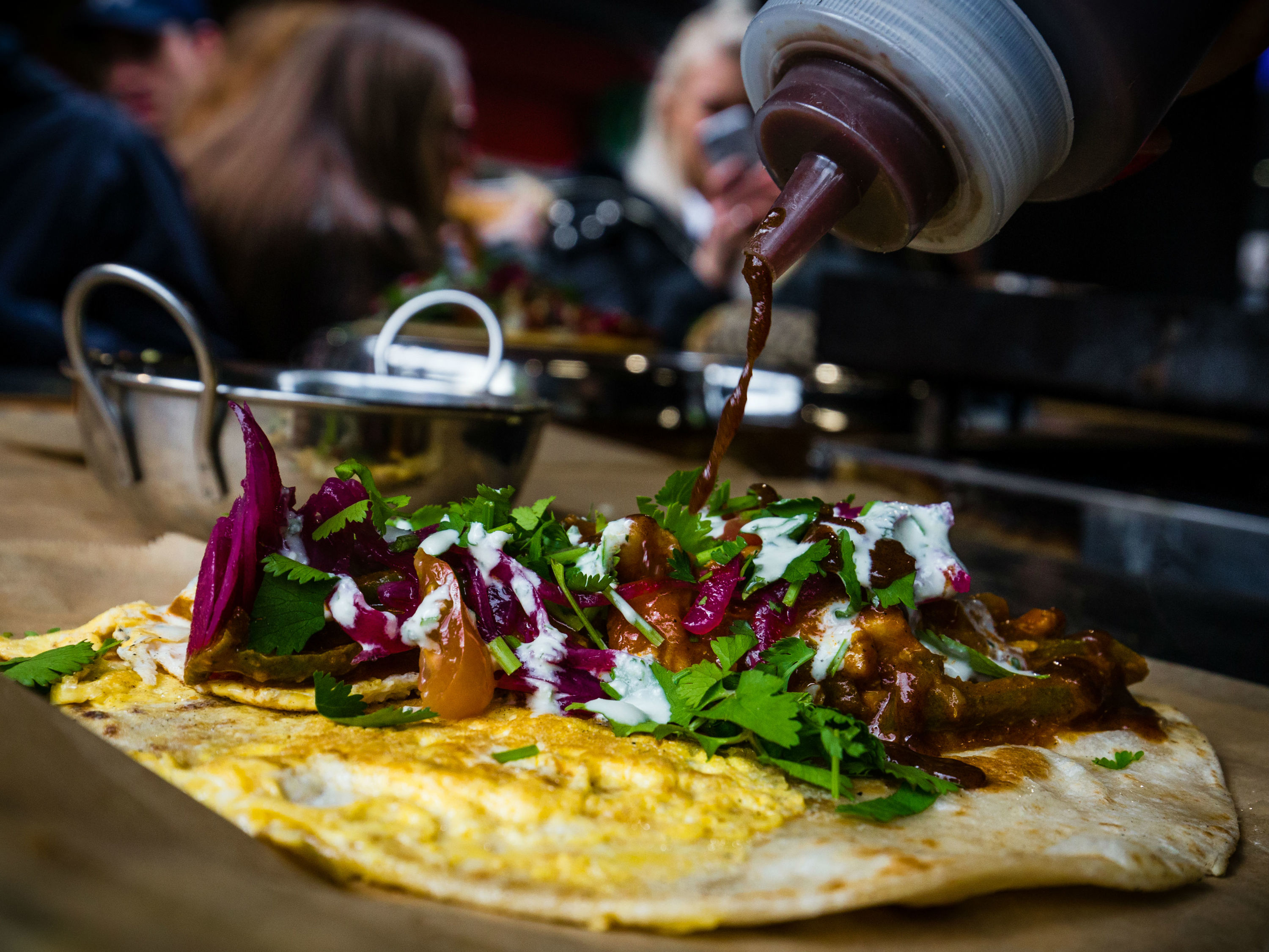 london's best street food, kolkati