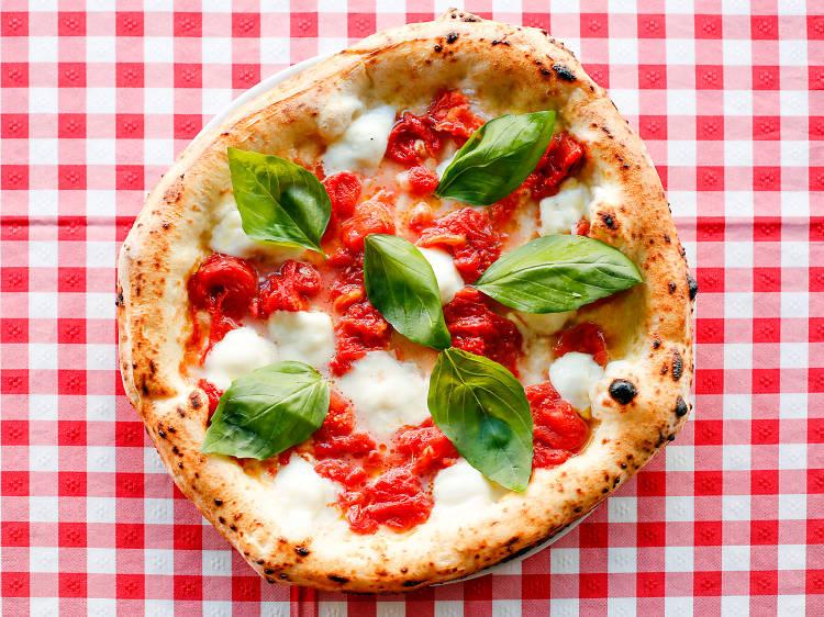 As 20 melhores pizzas no Porto