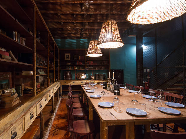 The best romantic restaurants in Porto