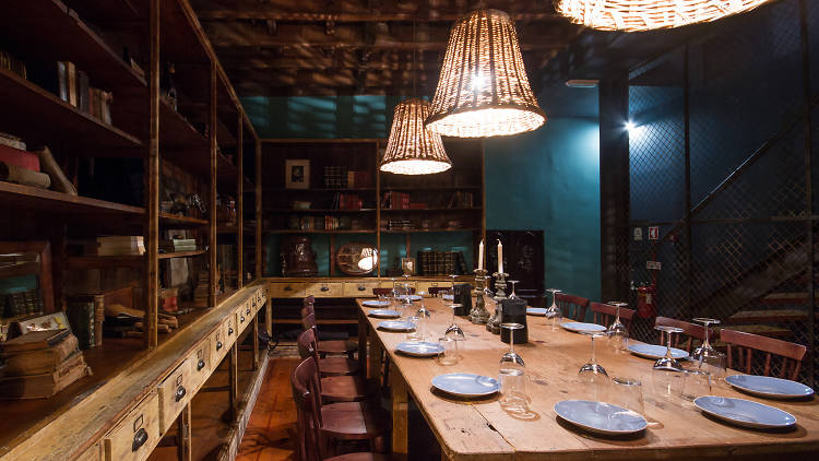 Restaurante, Puro 4050, Cozinha Italiana