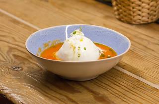 Puro 4050 - Mozzarela em creme frio de Tomate